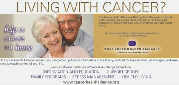 Cancer Health Alliance Ad 2
