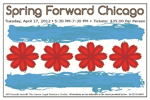CLRC Spring Forward Chicago Invitation picture